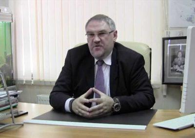 Павел Бабанин, владелец ГК «Стройпромет», г.Химки