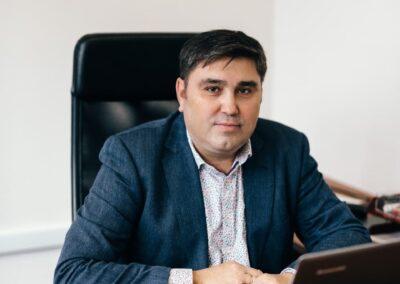 Мадис Хайруллин, сеть магазинов оптики, г.Пермь