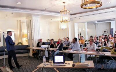 13июля вМоскве прошел семинар «Полный контроль своего бизнеса»
