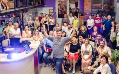 Вадим завершил лето двумя мощными семинарами вМинске!