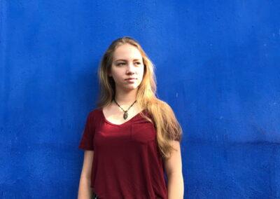 Анна Ленькова, студент финансист, г.Москва