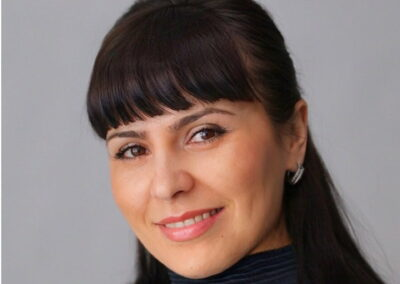 Татьяна Сысоева, руководитель розничного подразделения, фабрика продуктов «Пельмени отВоротынцевой», г.Курган