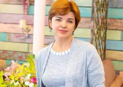 Елена Яшина, соучредитель, ООО «ЭкоСтиль», г.Самара