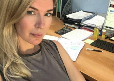 Ольга Васильева , руководитель отделения построения, ООО «Аптека Здоровье», г.Азов