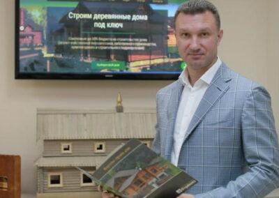 Игорь Барановский, владелец, ООО «Стройсоюз», г.Иваново