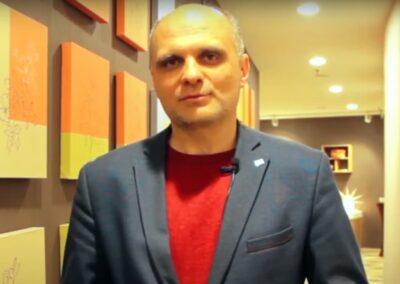 Олег Кононенко, производство электродвигателей, г. Москва