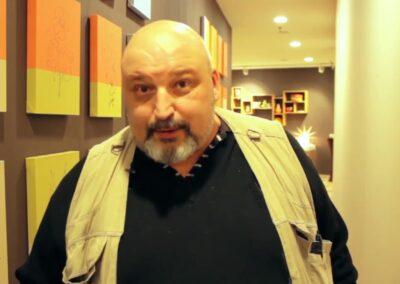Филипп Мещерский, владелец ювелирной мастерской, г.Санкт-Петербург