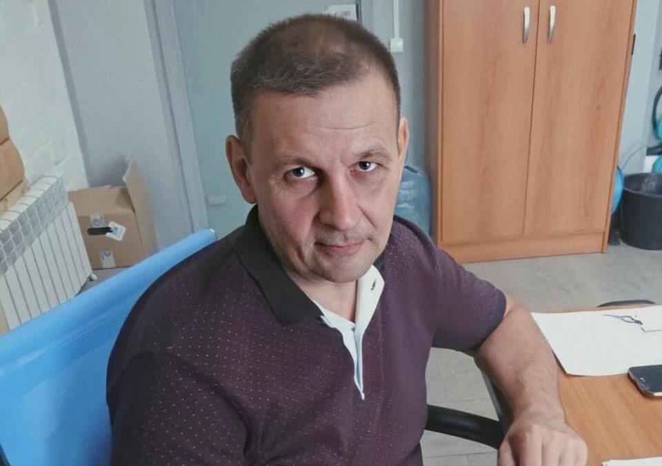 Андрей Денисюк, производство напыляемого пробкового покрытия, г.Самара
