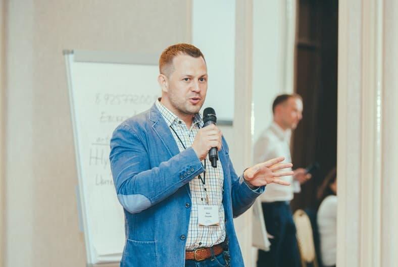 Иван Логунов, розничная сеть салонов связи, г.Самара